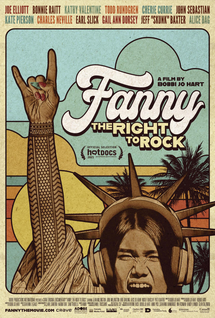 Fanny: The Right to Rock (Adobe Productions International)