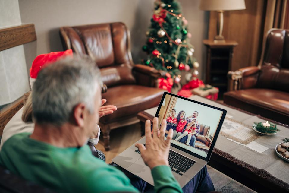 Make sure you keep in contact with those who cannot physically be there this Christmas. Source: Getty Images
