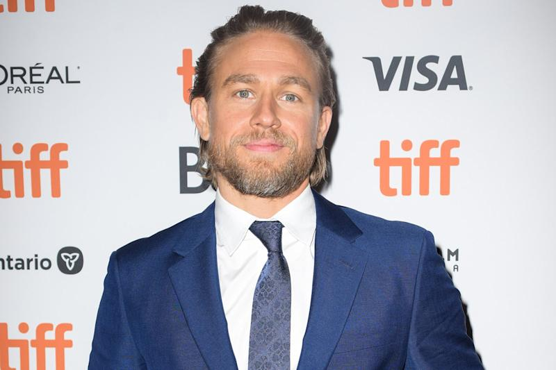 Charlie Hunnam to star in Apple TV+ drama Shantaram
