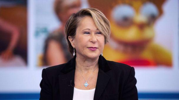 PHOTO: Yeardley Smith, who is the voice of Lisa Simpson on the TV show, 'The Simpsons,' is interviewed in New York, Jan. 15, 2019. (NBCUniversal via Getty Images, FILE)