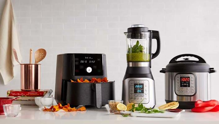 From Instant Pots to milk frothers to classic dishware.