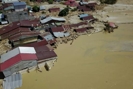 Dozens of people are still missing after flash floods hit Indonesia's  Sulawesi island