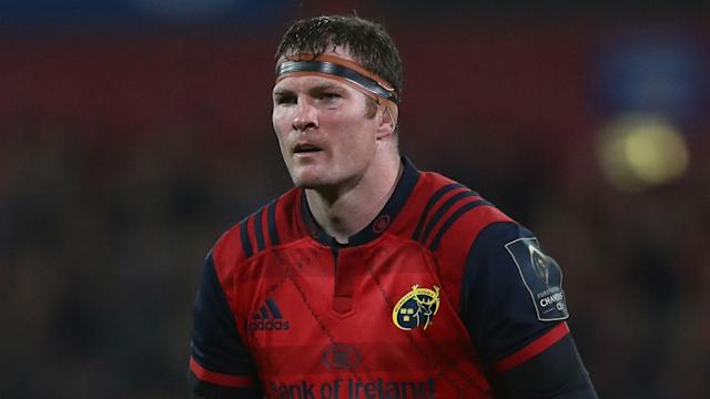 Donnacha Ryan was not offered a central contract by the IRFU, and is set to leave his homeland for Racing 92.