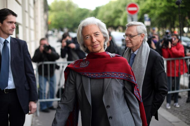 IMF chief named key witness in French payoff case