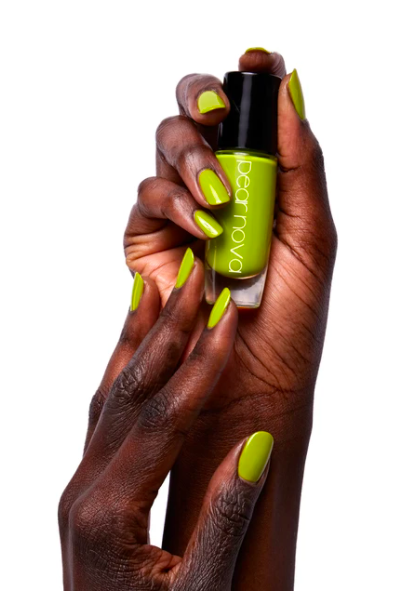 """<h2>Pear Nova</h2><br><strong>Founder</strong>: Rachel James<br><br>Back in 2012, Rachel James took her love for art and elegance to debut her vegan and cruelty-free beauty brand, Pear Nova. <br><br>""""[Rachel] wants to create more luxury nail care and self-care products while encouraging women everywhere to indulge in elegance. She plans to continue supporting the causes she holds dear, such as domestic violence awareness and female empowerment. She intends to keep inspiring and being inspired by phenomenal women. And she hopes to enjoy every step of the journey.""""<br><br><em>Shop</em> <strong><em><a href=""""https://www.pearnova.com/"""" rel=""""nofollow noopener"""" target=""""_blank"""" data-ylk=""""slk:Pear Nova"""" class=""""link rapid-noclick-resp"""">Pear Nova</a></em></strong>"""
