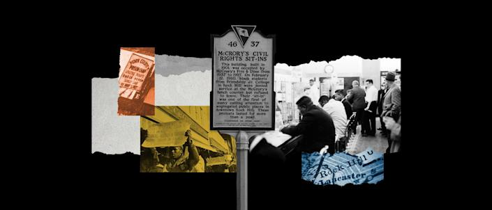 How Black students helped integrate Rock Hill, South Carolina