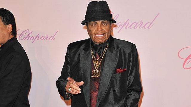 REPORT: Joe Jackson Hospitalized After Stroke