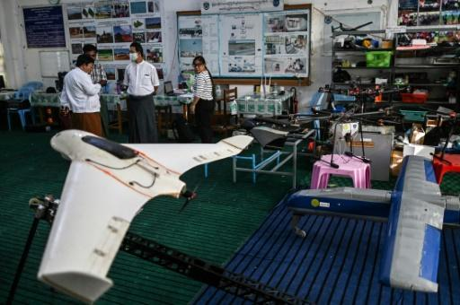 Engineers at the Myanmar Aerospace Engineering University have been working towards the launch of the country's first satellite