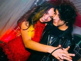 Aryan Khan posing with his 'lady in RED' takes over the internet