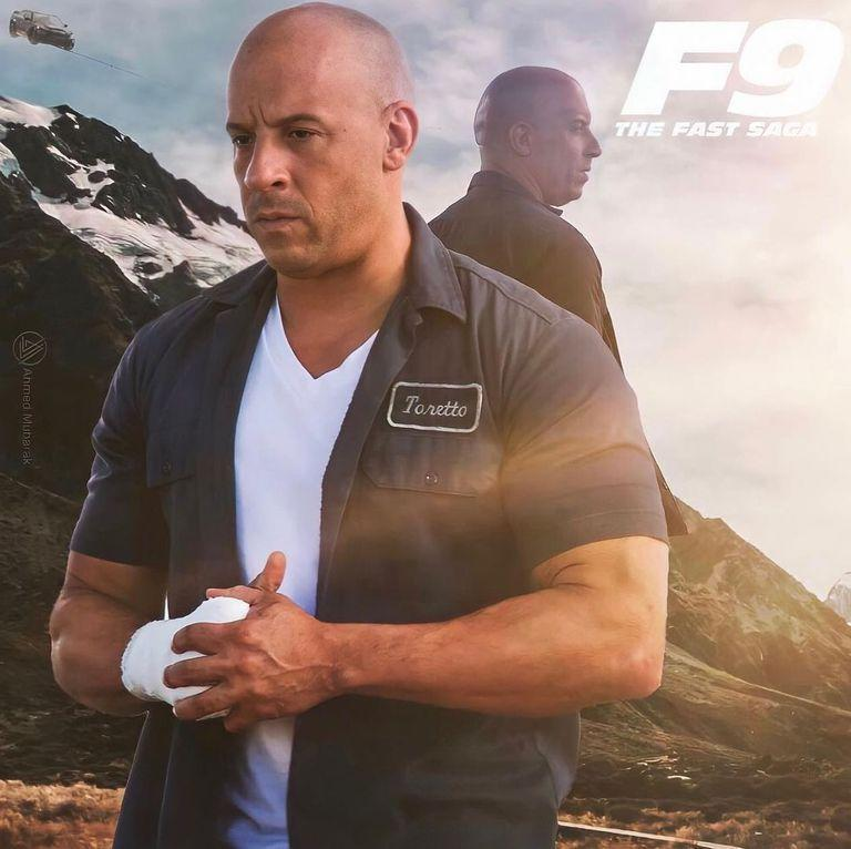 The ninth installment of the Fast and Furious saga premiered on June 24 (Instagram: @ vindiesel /)