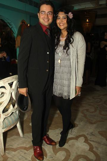 Sanjay and Sheena Sharma