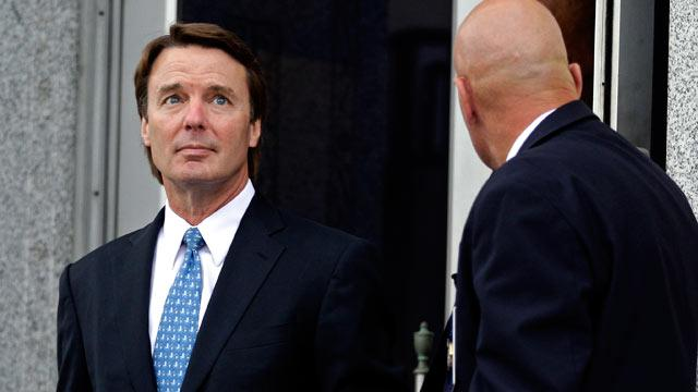 John Edwards' Hush Money Was Not Illegal, FEC Told Campaign