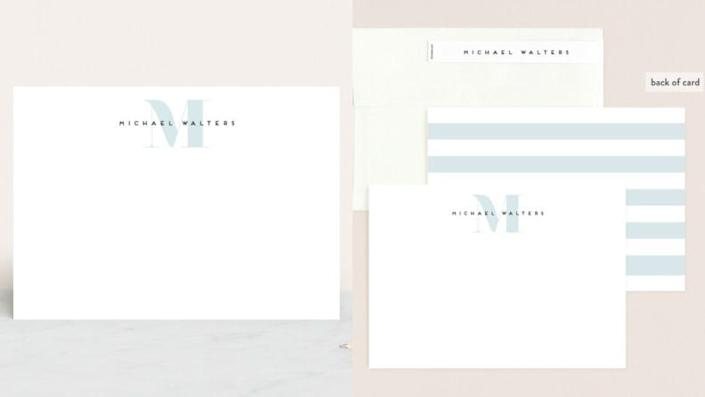 These notecards are the perfect gift for your pen pal.