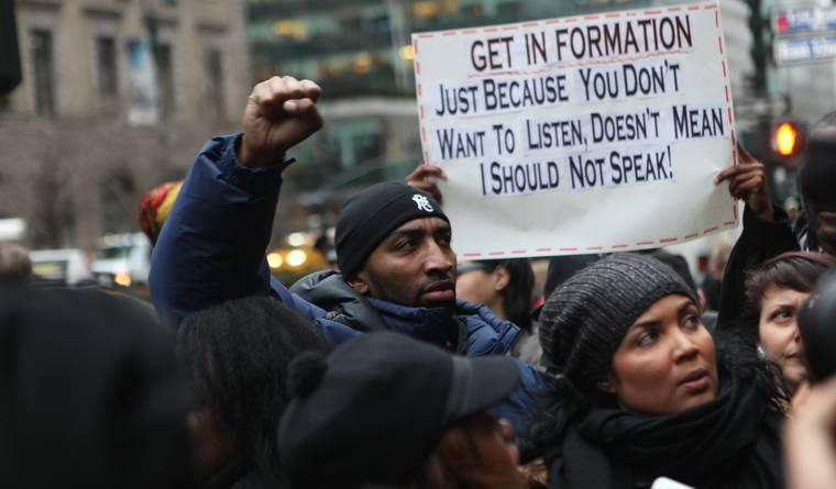 Forget 'Formation' — Here Is Who's Actually Responsible for Violence Against Police