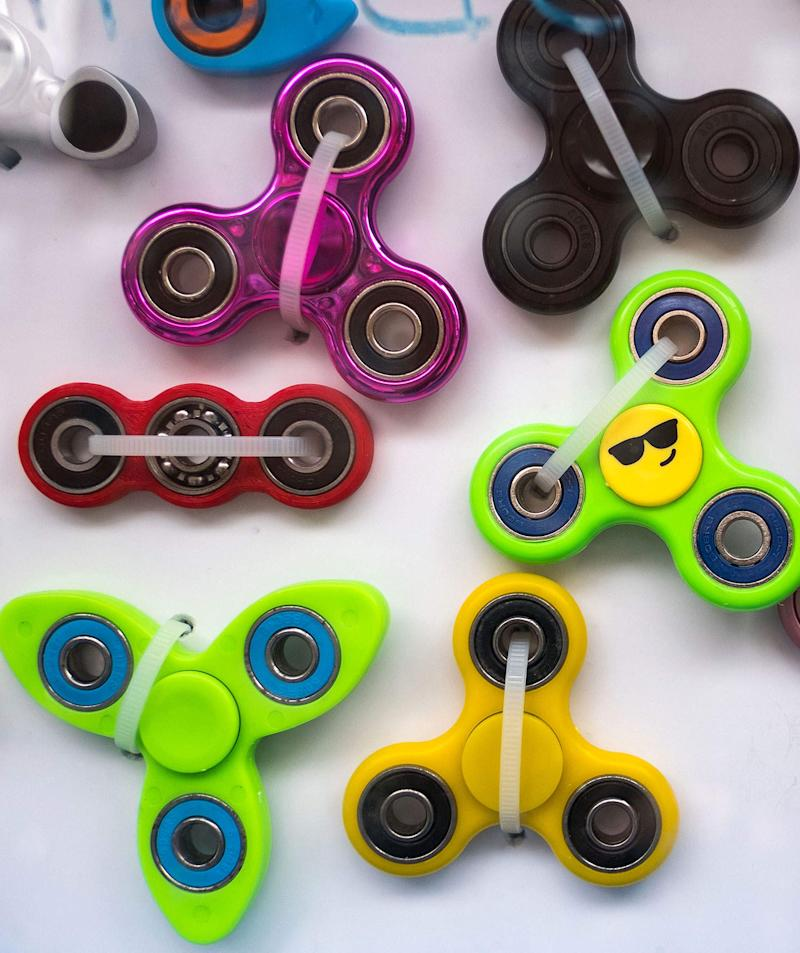 The Truth About Fidget Spinners and Anxiety