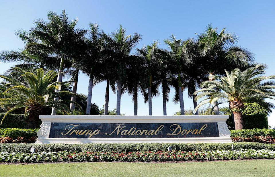 Trump's Doral Resort Spikes Its Room Rates Ahead Of His RNC Visit
