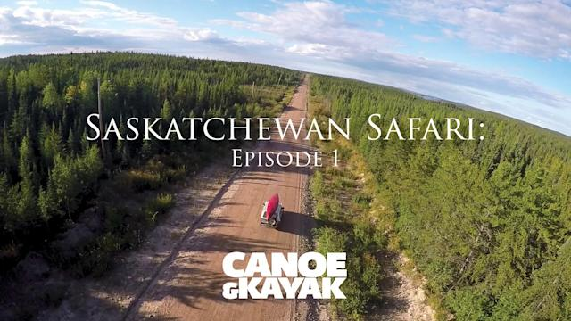 Jim Baird, Tori and Buck rally to the putin of the Porcupine River in episode 1 of this four-part adventure canoe series.