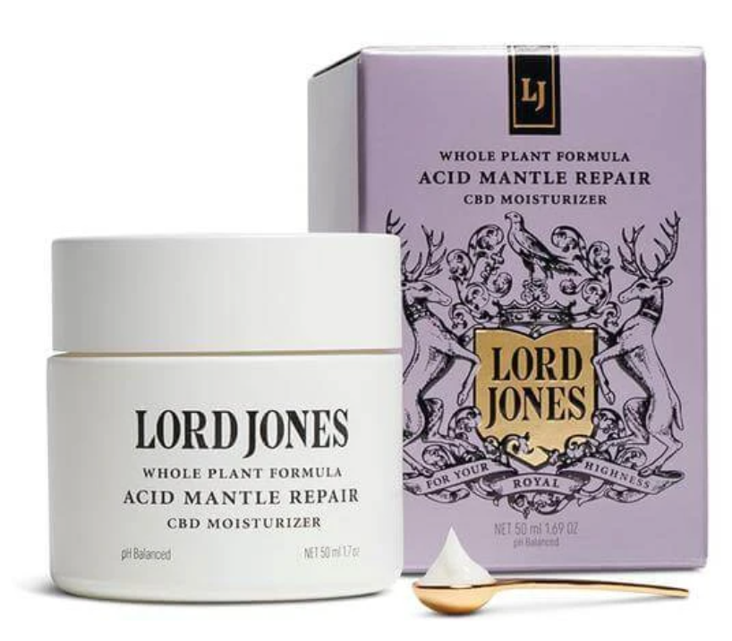 Lord Jones Acid Mantle Repair CBD Moisturizer