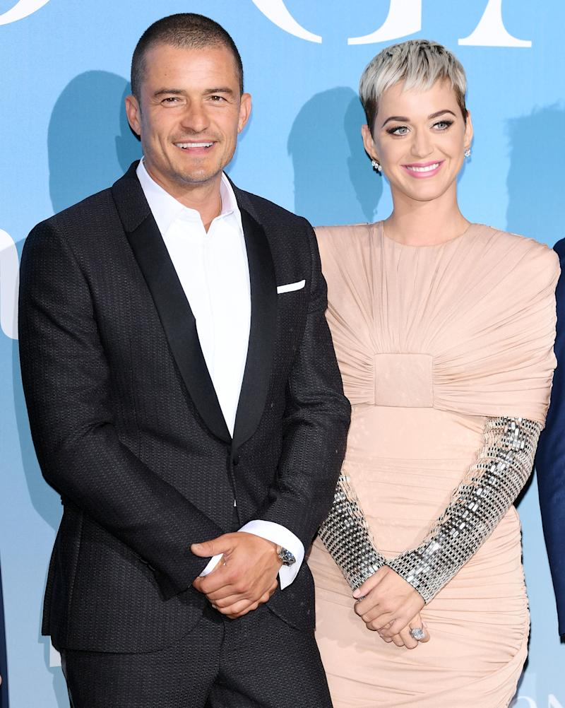 Katy Perry and Orlando Bloom Chose a New Venue Just One Month Before Their Wedding