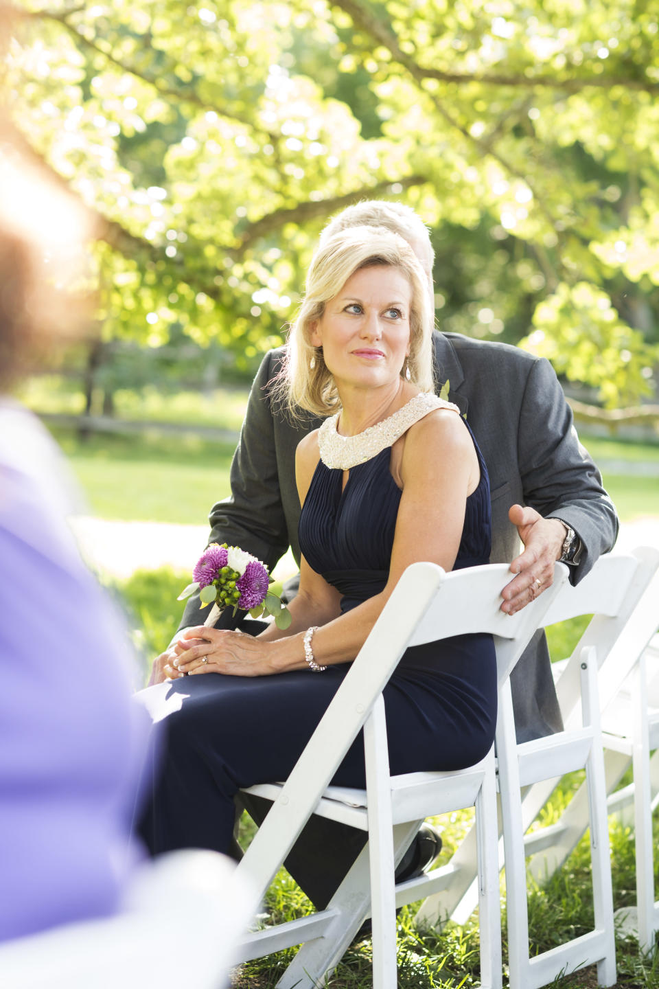 A mum has been left furious at her son's wedding day seating arrangements. Photo: Getty Images