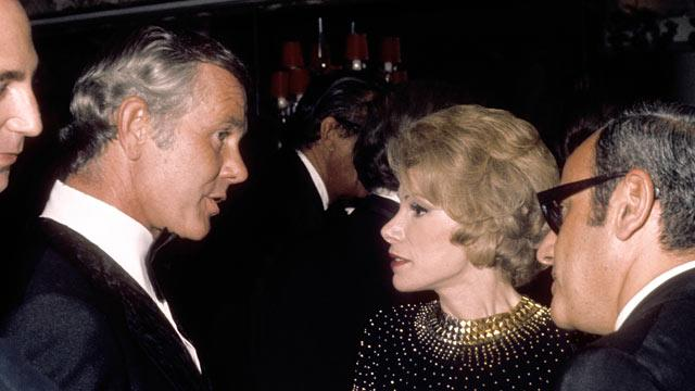 Joan Rivers on Johnny Carson Feud