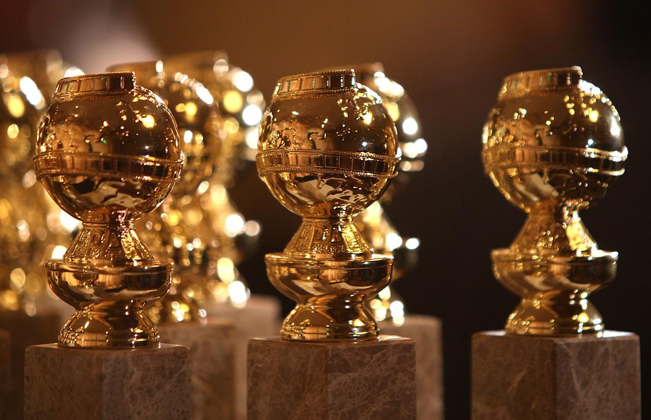 <p>We can't wait to tune in to the Golden Globe Awards each year to see which of our favorite celebs are honored for their impressive work in film and television. Though much of the show remains the same each go-around, some interesting surprises have popped up throughout the awards' storied past. Read on to brush up on the history and odd happenings involved before you tune in for the 76th annual celebration. </p>