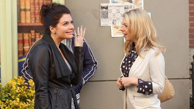 ABC Closes the Book on 'Happy Endings'