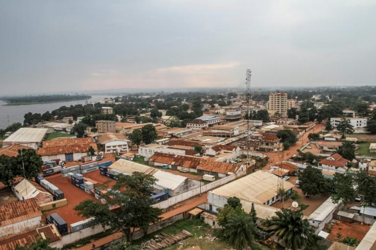 Bangui, capital of the Central African Republic