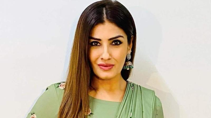 Raveena Tandon resumes shooting for debut web series