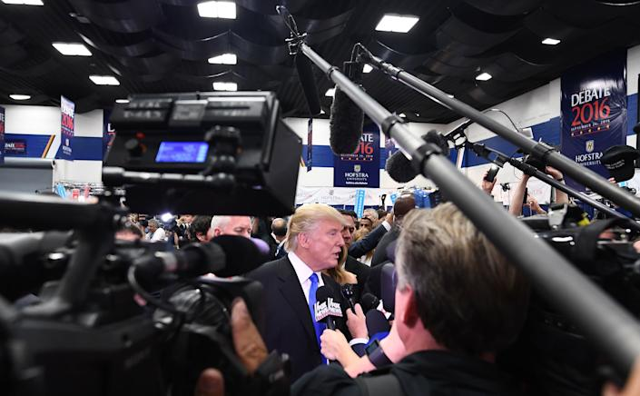 """A major&nbsp;shortcoming of journalists&nbsp;during the presidential election was their&nbsp;<a href=""""https://www.theguardian.com/us-news/2016/oct/19/where-is-climate-change-in-the-trump-v-clinton-presidential-debates"""" rel=""""nofollow noopener"""" target=""""_blank"""" data-ylk=""""slk:failure"""" class=""""link rapid-noclick-resp"""">failure</a>&nbsp;to highlight climate change as a vital topic ― and to force Trump (and Hillary Clinton, too) to address this crisis.&nbsp;<br><br>Over the next four years, Trump needs to be <a href=""""https://www.theguardian.com/environment/2016/nov/13/climate-change-trump-presidency-environment"""" rel=""""nofollow noopener"""" target=""""_blank"""" data-ylk=""""slk:held accountable"""" class=""""link rapid-noclick-resp"""">held accountable</a>, and the press must make climate change a central issue in his presidency.&nbsp;<br><br>The <a href=""""http://www.sej.org/"""" rel=""""nofollow noopener"""" target=""""_blank"""" data-ylk=""""slk:Society of Environmental Journalists"""" class=""""link rapid-noclick-resp"""">Society of Environmental Journalists</a>, a nonprofit membership organization supporting environmental journalists in the U.S. and around the world, aims to &ldquo;improve the quality, accuracy and visibility of reporting on the environment.&rdquo; You can also support nonprofit environmental news outlets such as&nbsp;<a href=""""https://insideclimatenews.org/"""" rel=""""nofollow noopener"""" target=""""_blank"""" data-ylk=""""slk:Inside Climate"""" class=""""link rapid-noclick-resp"""">Inside Climate</a>, <a href=""""http://grist.org/"""" rel=""""nofollow noopener"""" target=""""_blank"""" data-ylk=""""slk:Grist"""" class=""""link rapid-noclick-resp"""">Grist</a>&nbsp;and <a href=""""https://www.hcn.org/"""" rel=""""nofollow noopener"""" target=""""_blank"""" data-ylk=""""slk:High Country News"""" class=""""link rapid-noclick-resp"""">High Country News</a>."""