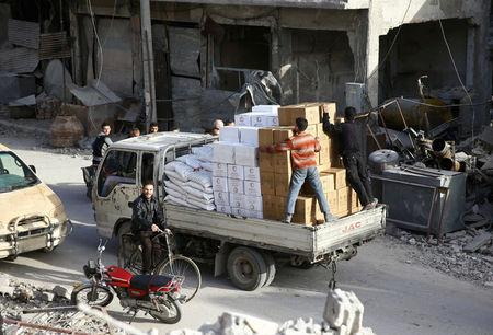 UN Probe: Russia Behind Attack In Syria's Idlib