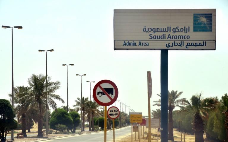 The Huthi rebels warned foreigners to stay away from Saudi oil installations