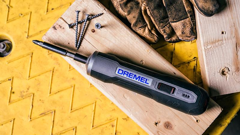 Christmas gifts for moms 2019: Dremel Electric Screwdriver