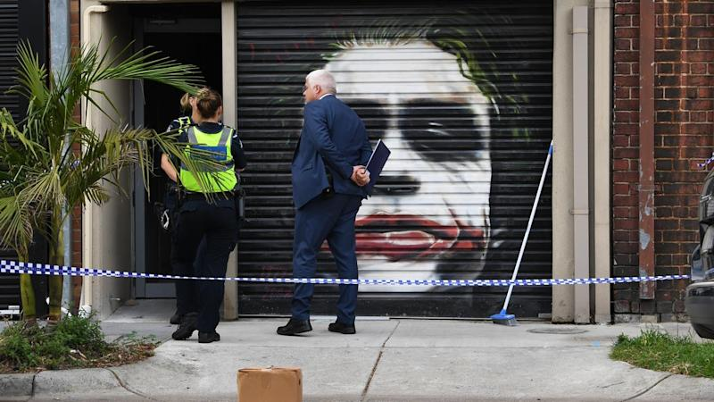 Victoria Police had conducted raids on Melbourne properties connected to the Mongols bikie gang