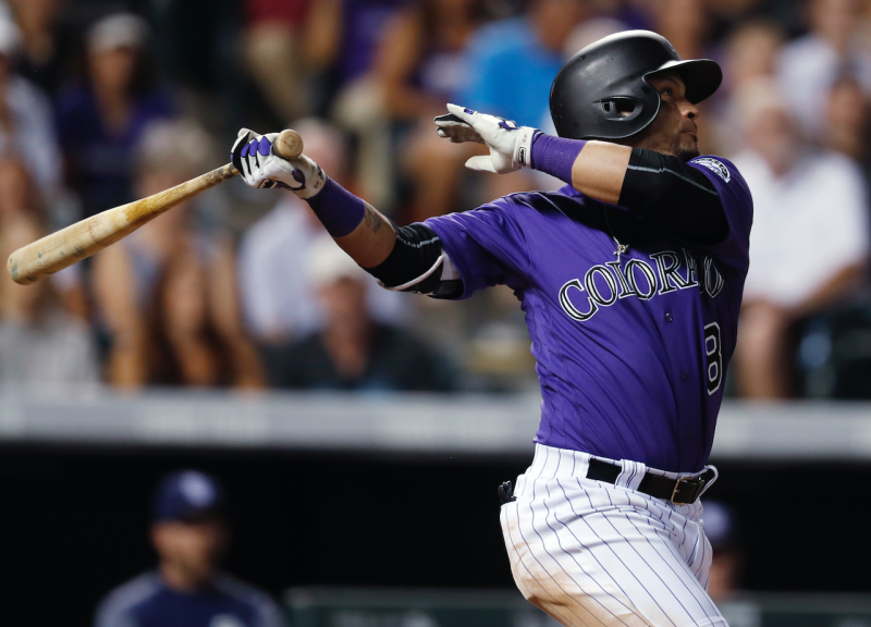 Gerardo Parra is back in our fantasy lives