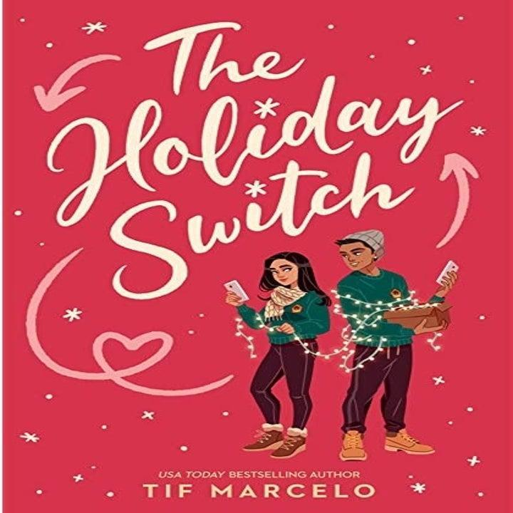 Release date: October 5What it's about: Prolific women's fiction author Marcelo makes her YA debut with this rivals-to-lovers holiday romance about a girl named Lila who's working at an inn over her last winter break of high school when she gets snowed in with her irritating and hot unexpected coworker, the boss's nephew, Teddy. With completely different styles, the two find working together unbearable, until a phone switch gives them mutual insight and allows the walls between them to come tumbling down.Buy it from Bookshop or your local bookstore via Indiebound here.