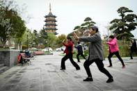 """Rugao is dubbed China's """"longevity city"""" for its impressive number of super seniors, with 78,000 people aged between 80 and 99 among its 1.4 million residents -- and another 525 over 100"""