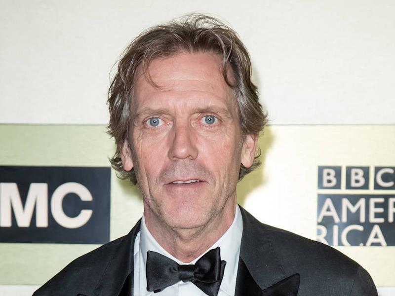 Hugh Laurie to star in new political TV thriller