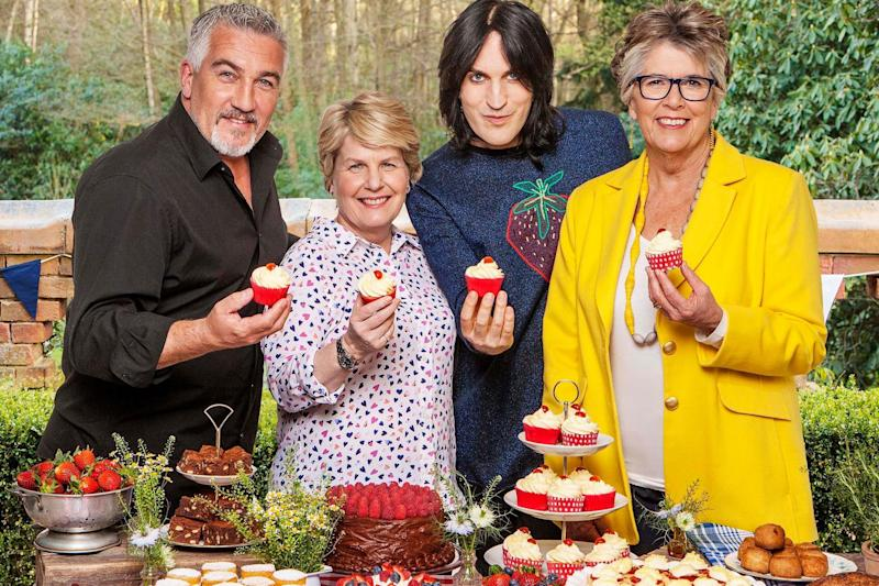 The Great British Baking Show returns to Netflix this weekend