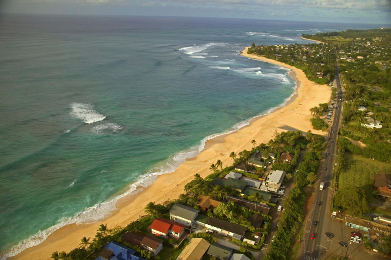 Carla Herreria was at home on the island of Oahu when she received the false statewide alert that Hawaii was under attack. (Education Images via Getty Images)