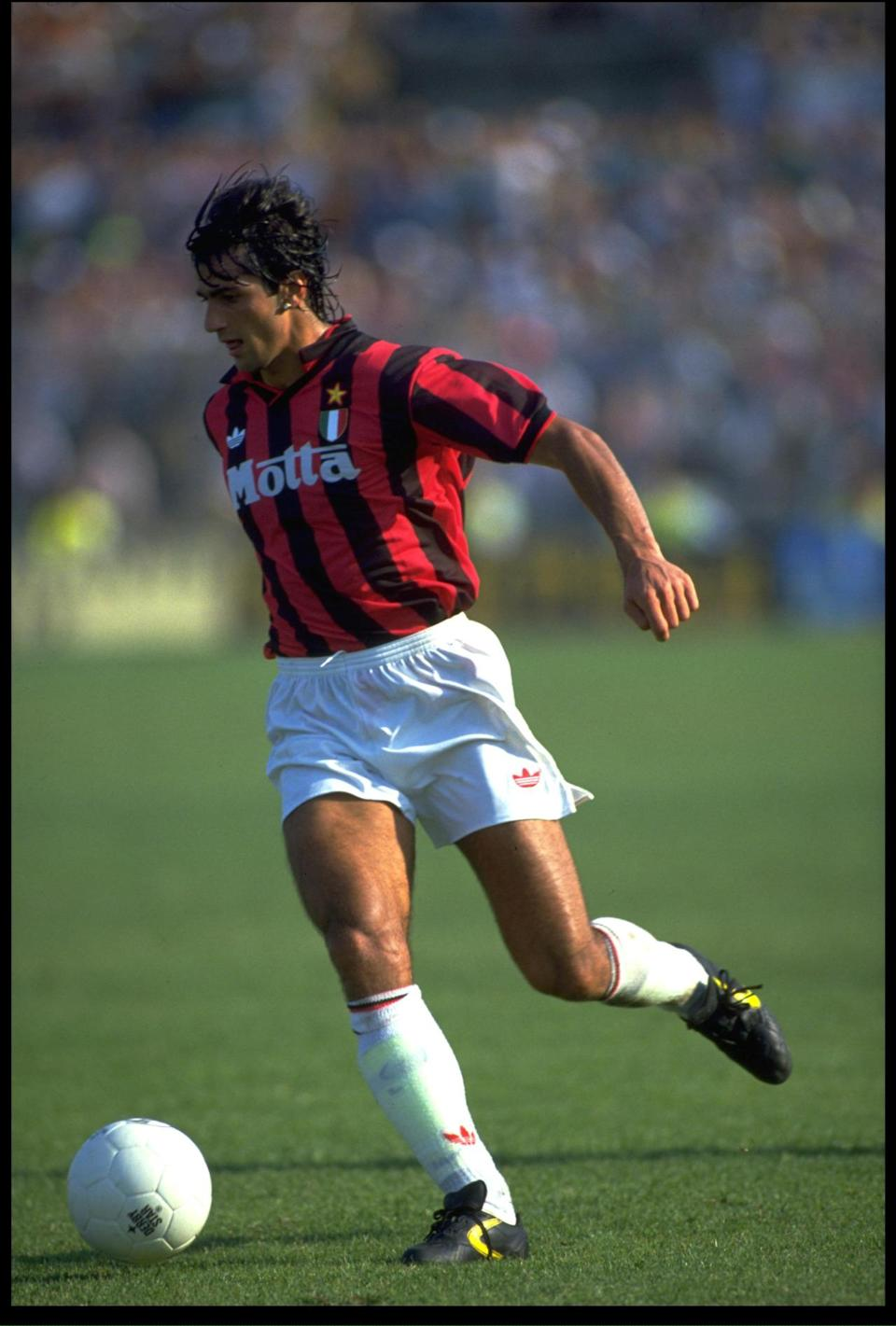 <p> <br><b>1992:</b> Torino to Milan for £13m </p>
