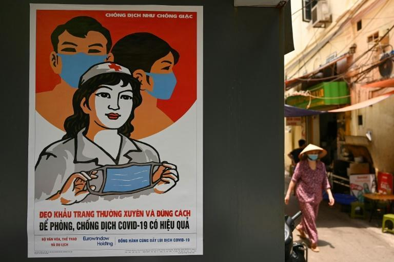 A strong response to the coronavirus pandemic, surging exports and healthy public spending has helped Vietnam buck a global recession in 2020