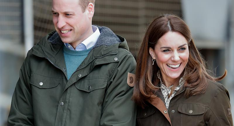 Shop the Duchess of Cambridge's wardrobe from her royal tour of Ireland. (Getty images)
