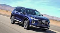 """<p><strong>Hyundai Santa Fe XL</strong></p> <p>Hyundai kept most of its lineup intact this year, but the <a href=""""https://www.autoblog.com/2019/03/01/2019-hyundai-santa-fe-review/"""" data-ylk=""""slk:new Santa Fe"""" class=""""link rapid-noclick-resp"""">new Santa Fe</a> (pictured above) and <a href=""""https://www.autoblog.com/2019/04/30/2020-hyundai-palisade-review/"""" data-ylk=""""slk:Palisade"""" class=""""link rapid-noclick-resp"""">Palisade</a> teamed up to push the <a href=""""https://www.autoblog.com/hyundai/santa+fe+xl/"""" data-ylk=""""slk:Santa Fe XL"""" class=""""link rapid-noclick-resp"""">Santa Fe XL</a> out the door. If you need three rows in a Hyundai today, the answer is officially Palisade. The new Santa Fe is another great option if you need something larger than the Tucson but the Palisade is overkill. We're definitely still splitting hairs when it comes to Hyundai's crossover lineup, but the death of the Santa Fe XL was a necessary one to usher in the company's newest products.</p>"""
