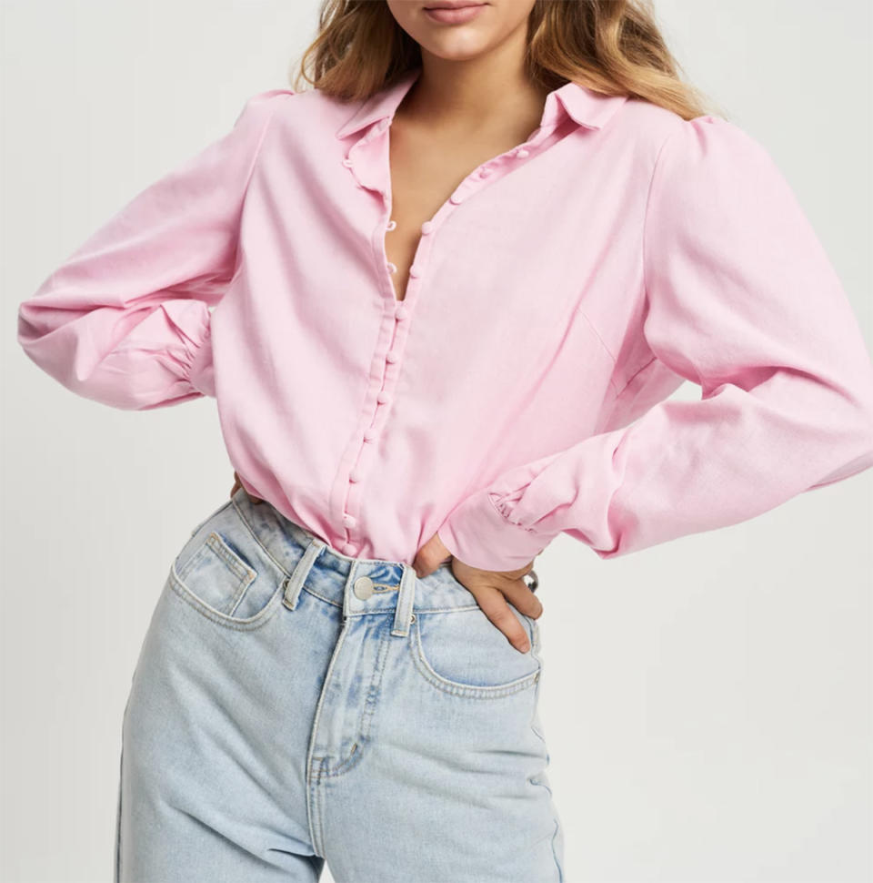 Calli Jay Blouse $79.95 from The Iconic