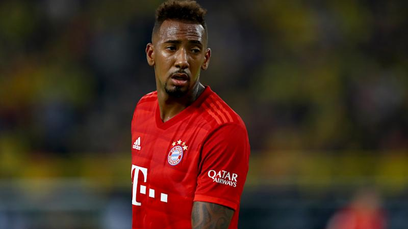 Arsenal target Boateng would struggle with 'relentless' pace of Premier League football, says Merson