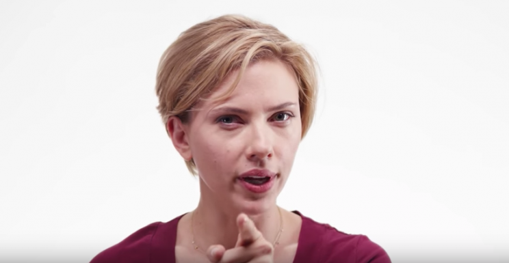 Scarlett Johansson in new voting PSA from Joss Whedon's Save the Day Super PAC digital campaign