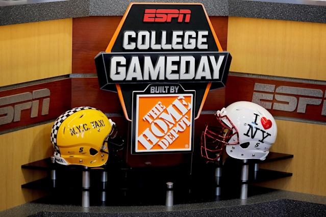 "ESPN's ""College GameDay"" is heading to Pullman, Washington, for Washington State's game against Oregon. (Getty Images)"