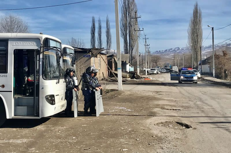 Death toll from Kazakhstan ethnic clashes rises to 10