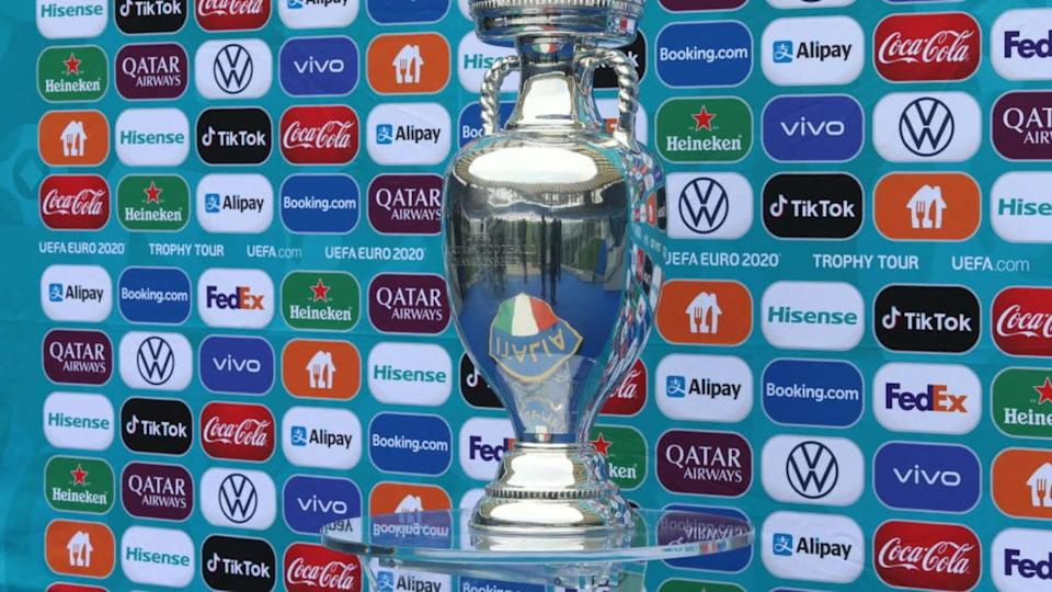 UEFA Euro 2020 Trophy Tour in Rome | Paolo Bruno/Getty Images